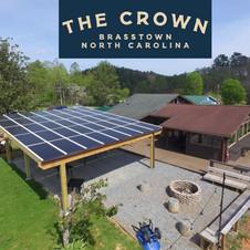 The Crown Restaurant,  Brasstown, NC