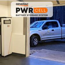 Generac Battery Backup System,  Murphy, NC