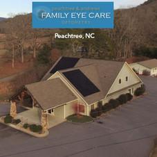 Peachtree Family Eye Care,  Peachtree, NC