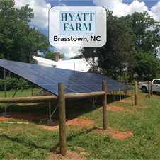 Hyatt Farm,  Brasstown, NC
