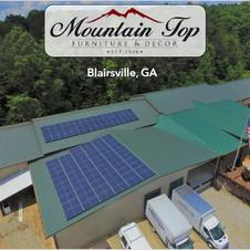 Mountain Top Furniture,  Blairsville, GA
