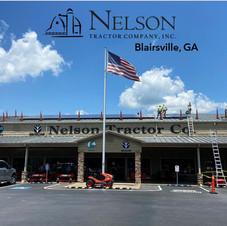 Nelson Tractor,  Blairsville, GA