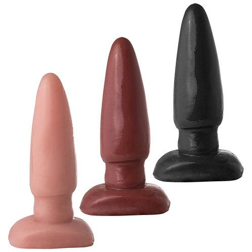 Plug Anal Maciço 12 X 3,5cm