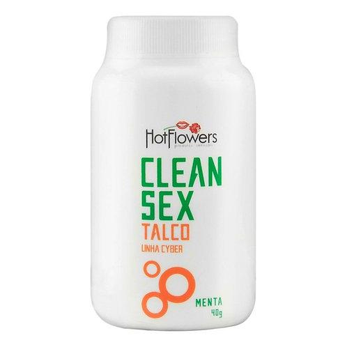 CLEAN SEX TALCO LINHA CYBER