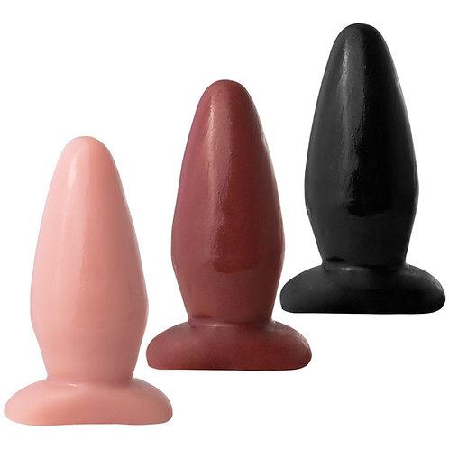 Plug Anal Maciço 14 X 5,4cm