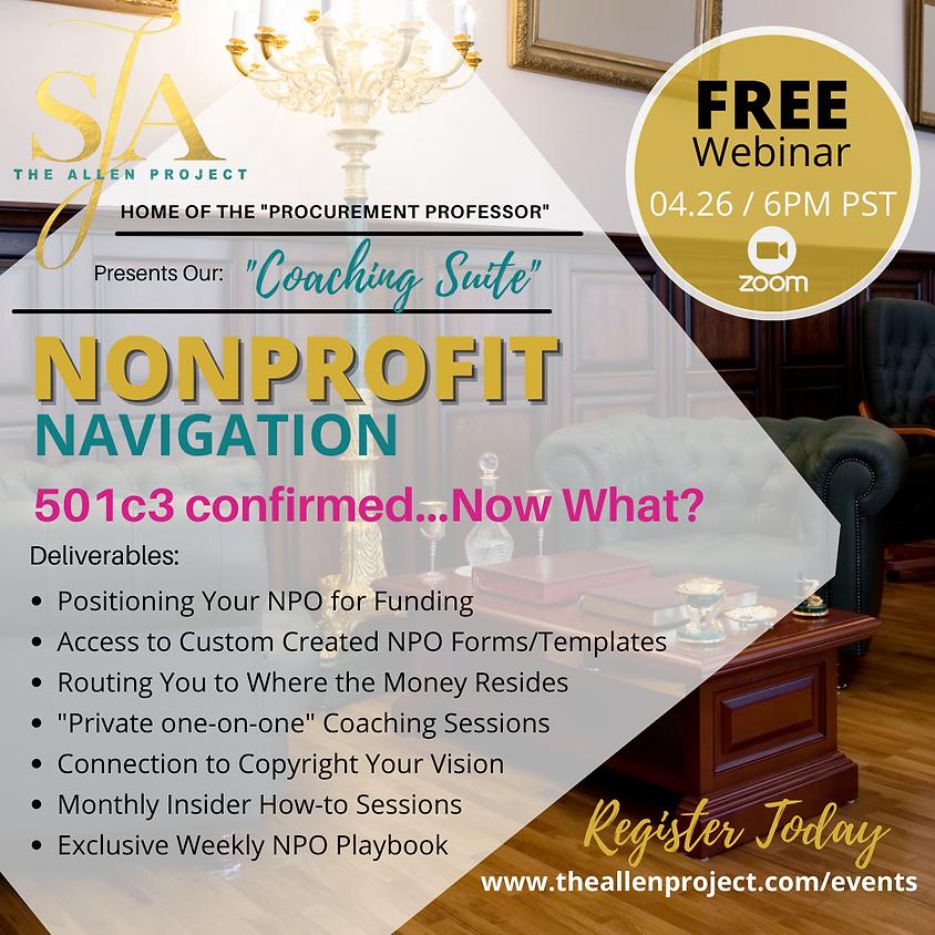 Non-Profit Navigation