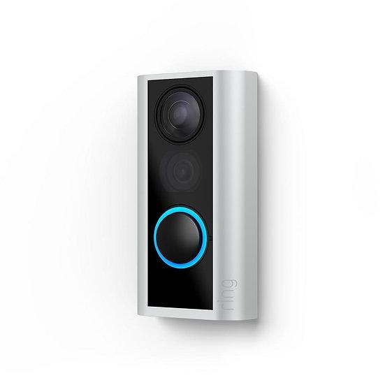 Ring peephole camera