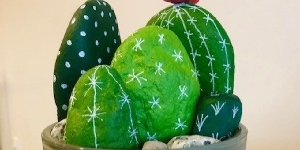 A LA DEMANDE   Cactus