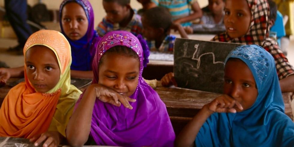 Parrainages d'enfants et éducation