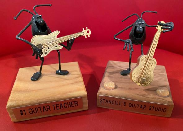 #1 Guitar Teacher