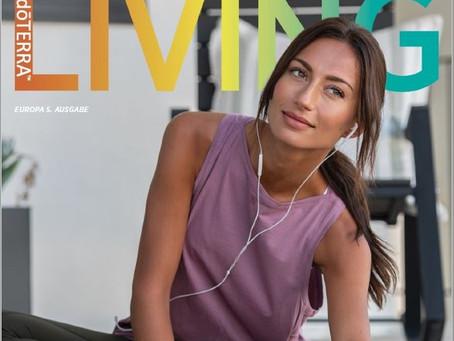 Das neue Living-Magazin ist online