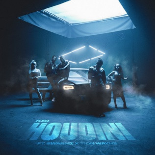 • KSI - Houdini ft. Swarmz & Tion Wayne