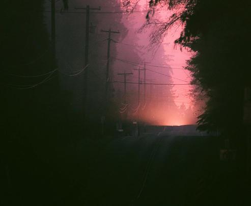 Hazy skyline colors Pt.2