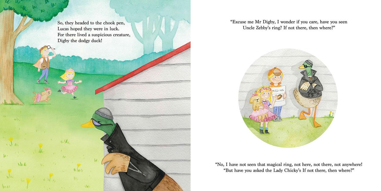 picture book illustration