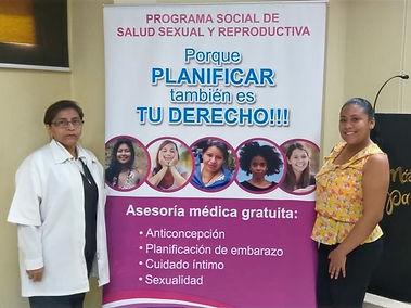 Campaña de Orientación de Salud Sexual y Reproductiva