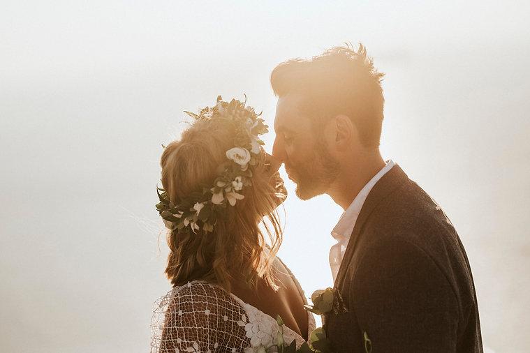 Greek Island elopement - couple photoshoot