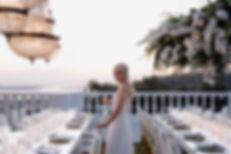 Elegant Destination Wedding in Paros