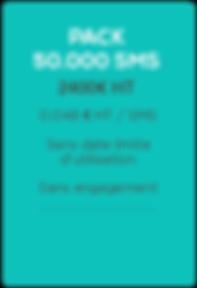 SMSVendor - sms pro - Pack 50000