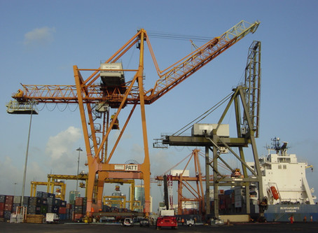 GRT to Move Five, Unload Four and Demolish One Paceco Crane in Puerto Rico!