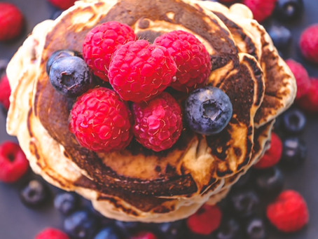 Pancakes...nom nom!