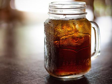 Sweet Honey Iced Tea