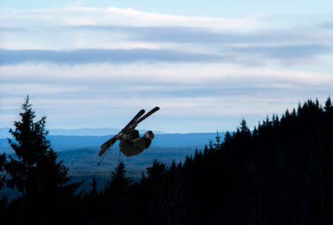 Joakim Agartson /Fabian Agartson Kläppen Ski Resort