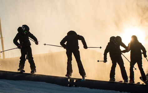 Joakim Agartson Kläppen Ski Resort