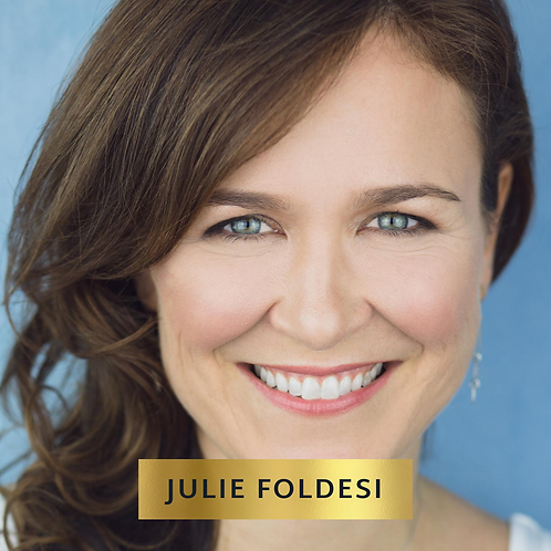 Julie Foldesi (Broadway's SUNDAY IN THE PARK WITH GEORGE)
