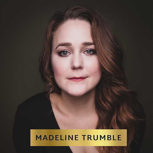 Madeline Trumble (Broadway NEWSIES)