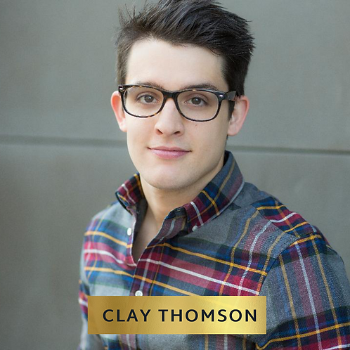 Clay Thomson (Broadway's KING KONG)