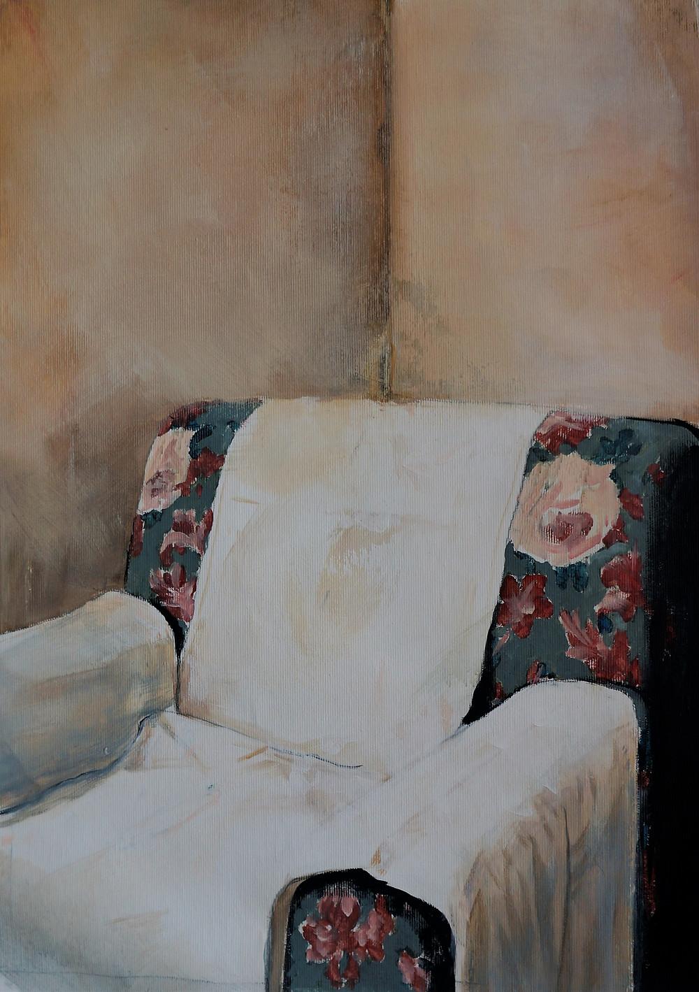 The healing spot - Stefan Doru Moscu