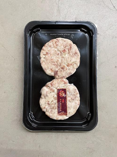日本特級和牛漢堡扒   Premium Japan Wagyu Beef Burger Steak
