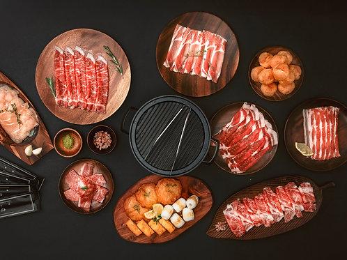 全日和牛豐盛四人前 |  Premium Japan Wagyu Set for 4