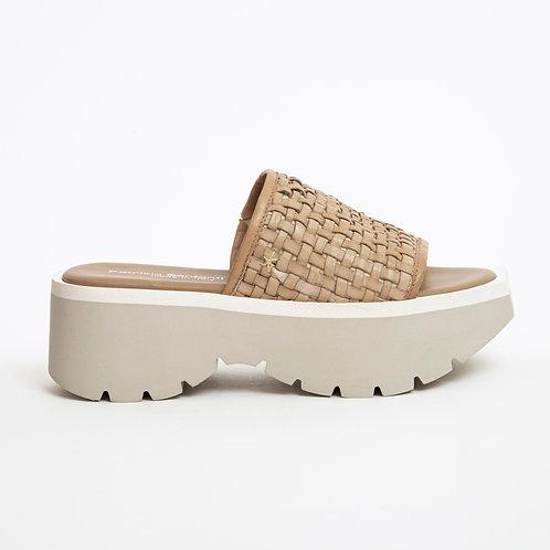 Patrizia Bonfanti Sumiko Beige Sandal