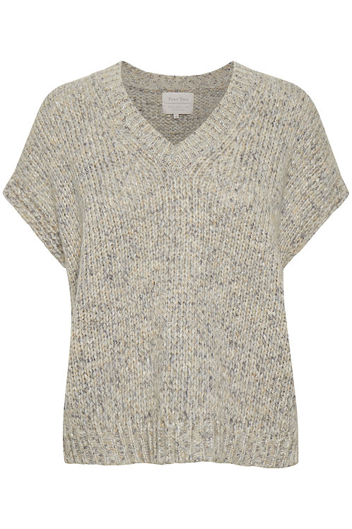 Part Two Gargi Knitted Vest