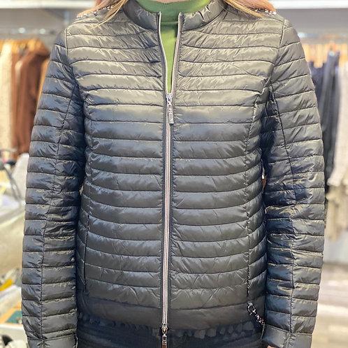 Monari Black Lightweight Coat