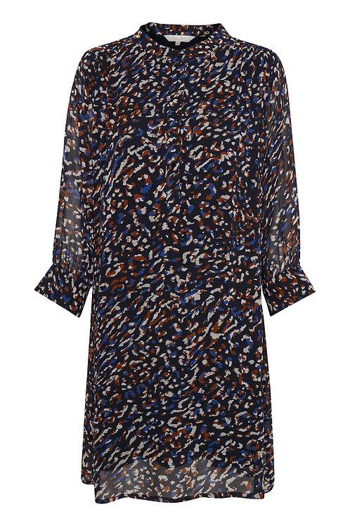 Part Two navy mini midi dress Georgie dress pattern JLB Jude Law Boutique Magherafelt