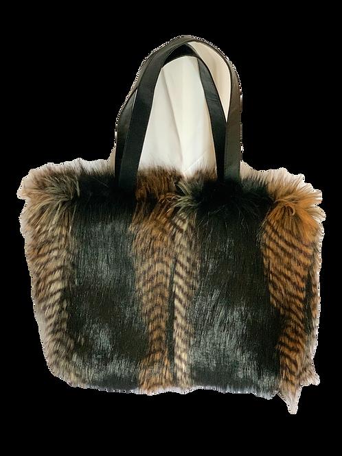 Helen Moore Brown Quail Bag