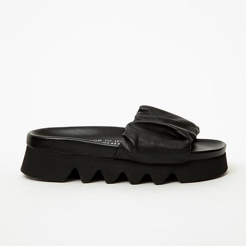 Patrizia Bonfanti Toshiko Black Sandal