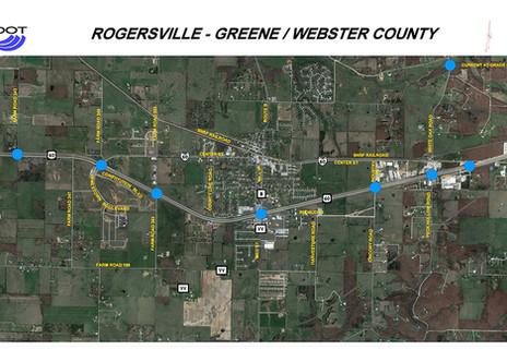 US 60 / Rogersville Freeway