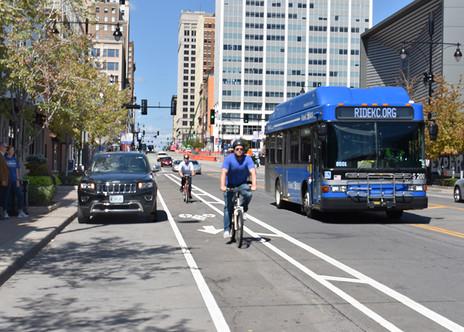 Bike KC Downtown Loop
