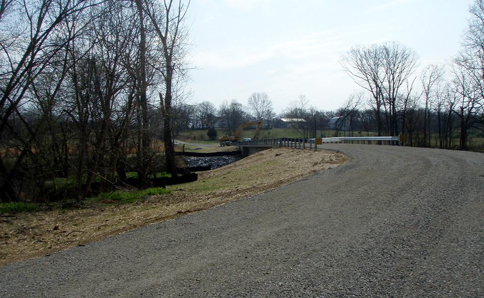 Stokes Road Bridge