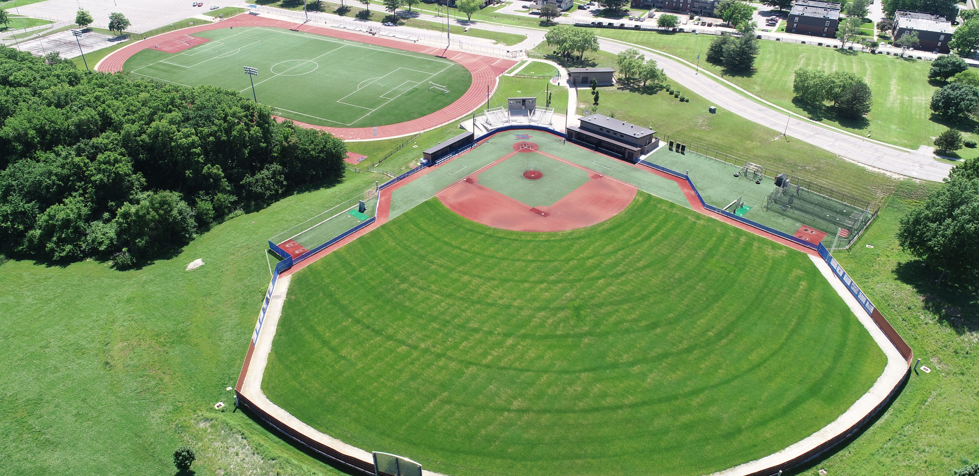 KCK Community College Baseball Stadium and Track