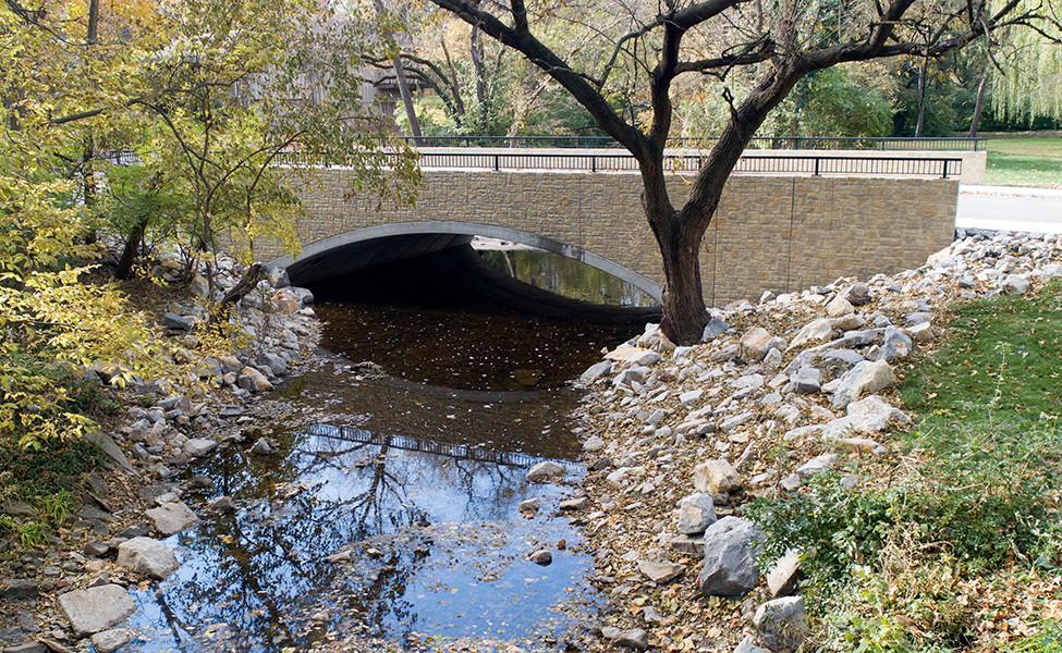 Sheridan Drive Bridge