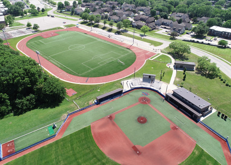 KCK Community College Baseball Stadium and Track