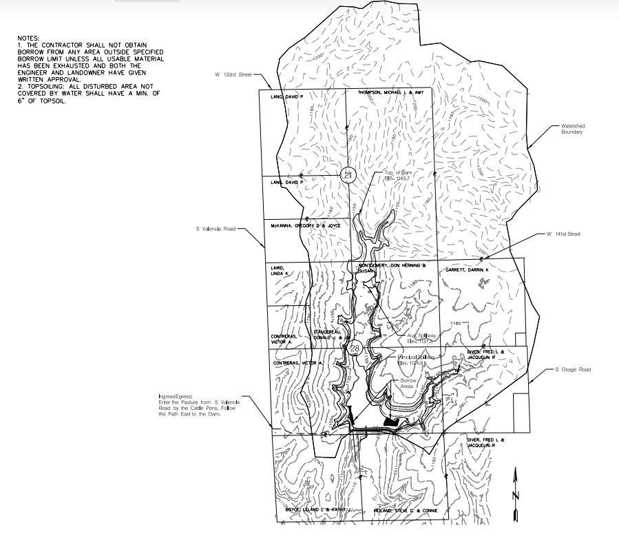 Switzler Creek Site 3