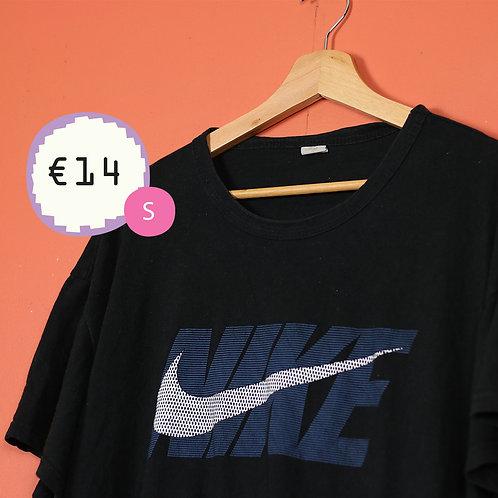 Navy Graphic Nike T-shirt