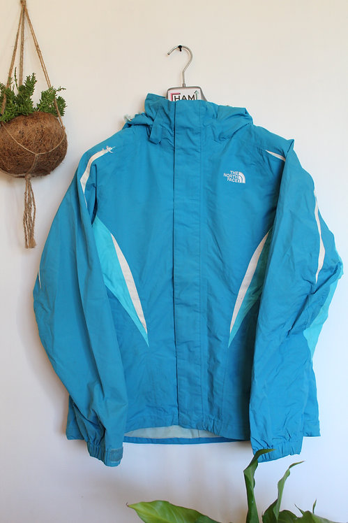 Blue  Hyvent North Face Jacket