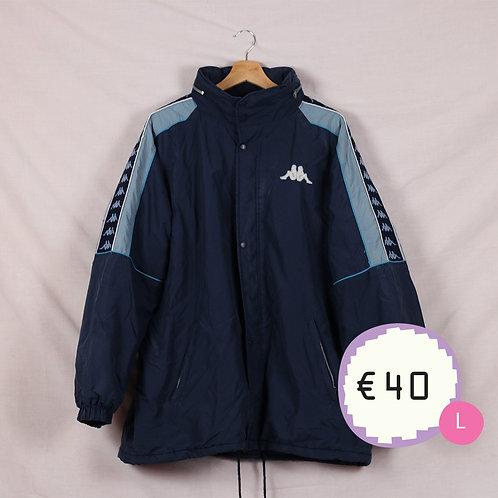 Kappa Navy and Blue Jacket