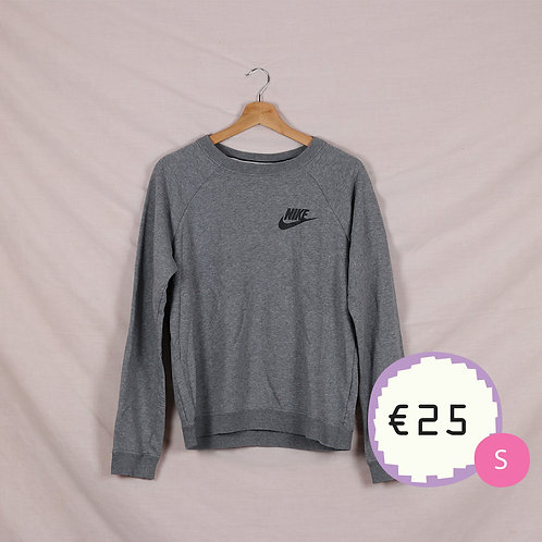 Grey Nike Crewneck